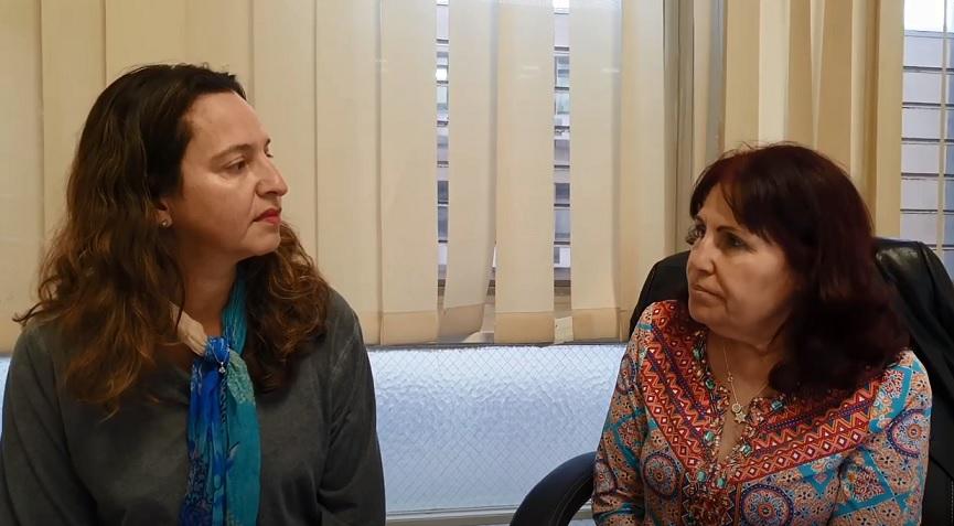 ראיון עם אסתר אדמון
