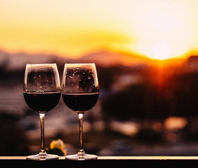 יין אדום של כרמל